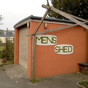 The Shedders – Working in the Community