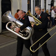 Celebrating 125 Years of Wincanton Silver Band