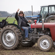 Local Ploughing Match Raises Over £1300 for Charity