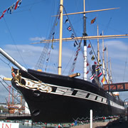 A History Society Talk About The Amazing SS Great Britain