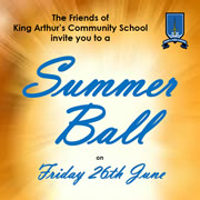 <span style='color: red'>[CANCELLED]</span> Friends of King Arthur's Summer Ball