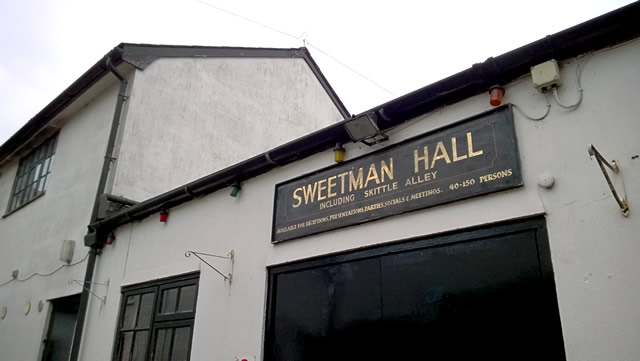 Sweetman Hall, behind The Bear Inn, Wincanton