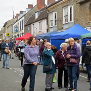 Wincanton Sunday Market Seeks New Management