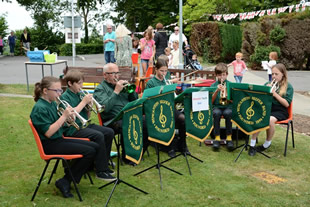 Wincanton Silver Band Youth Section