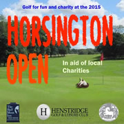 Horsington Open Tees Off for Another Year