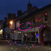 Wincanton to be Illuminated by Renowned Lighting Artist Zac Greening