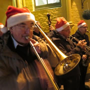 Wincanton Christmas Extravaganza Pulls the Crowds Again