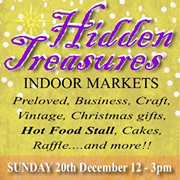 Hidden Treasures Indoor Markets