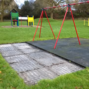 Safety Mats Stolen from Children's Play Area