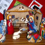 Nativity Scenes Festival Attracts a Good Turnout