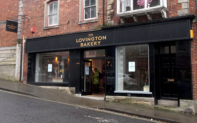 The Lovington Bakery, Market Place, Wincanton