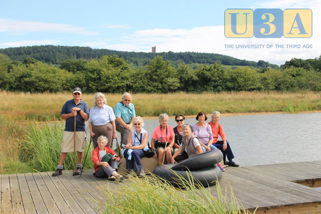 U3A nature walk at Cooks Farm