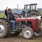 Ploughing Match at Lower Zeals to Raise Money for Charity