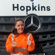Concrete Company Urges Industry to Attract More Female Drivers