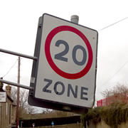 Why Town Council's New 20mph Zone Could Be a Lengthy Process