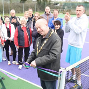 Wincanton Tennis Club Open Day