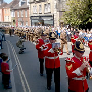 1 Regiment Army Air Corps is Granted the Freedom of Wincanton <small style='color: blue;'>VIDEO</small>