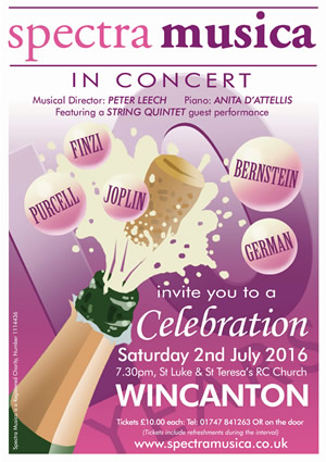 Spectra Musica in concert for their 10th anniversary