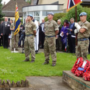 Sandbag – Wincanton RBL newsletter for July & August 2016