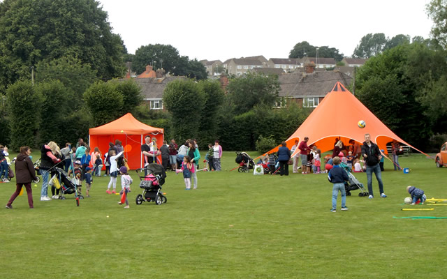 Wincanton Play Day 11th August 2016