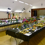 WDGA Flower Show 2016 is on 3rd September