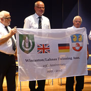 25 Years of the Wincanton / Lahnau Twinning Association