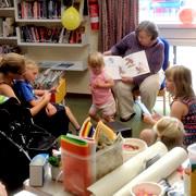 Fun for Kids at Wincanton Library