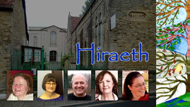 Hiraeth - A Song for All Seasons, performing at Wincanton Baptist Church