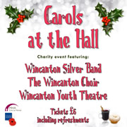 Carols at the Hall: a sing-along charity event