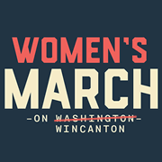 Women's March on Wincanton