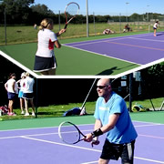 FREE play at Wincanton Tennis Club's annual open day