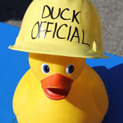 Wincanton Duck Race returns this year on Sunday 14th May
