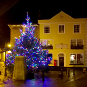 What should we do about Christmas lighting in Wincanton?