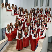Aurin Girls' Choir concert in Bruton on 22nd June