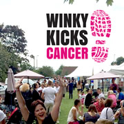 Winky Kicks Cancer 2017 has begun!