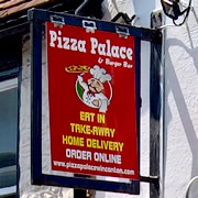 Pizza Palace & Burger Bar now open in Wincanton