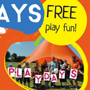 FREE Playdays are back this month at Cale Park