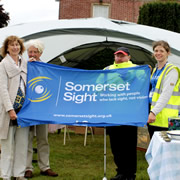 Pitches available for Somerset Sight's country house car boot