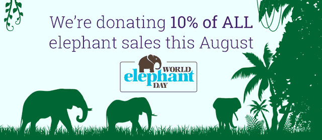 Myakka is supporting World Elephant Day. You should too.