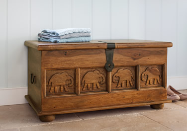 Hathi Blanket Box £279