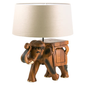 Surin Elephant Lamp £179.95