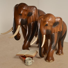 Surin Standing Elephant from £399