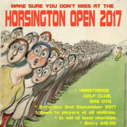 The Horsington Open is supporting a Wincanton charity this year
