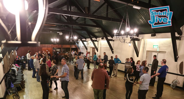 Strictly Jive at Sparkford Village Hall