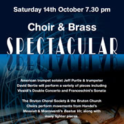 A Choir and Brass Spectacular at St Mary's, Bruton
