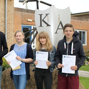 King Arthur's achieved solid GCSE results this year
