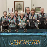 Wincantata Handbell Rally is at KA this Saturday