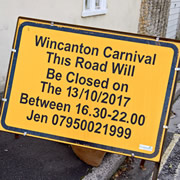 It's Wincanton Carnival tomorrow!