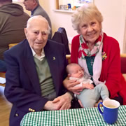 Wincanton Baptist Church coffee morning raises more money for Macmillan