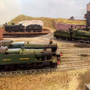 Check out the model railway exhibition at King Arthur's School this weekend